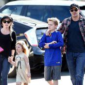 David Boreanaz : Très rare, l'Angel de Buffy s'affiche radieux en famille