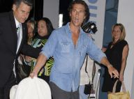 PHOTOS : Matthew McConaughey : premier tapis rouge pour bébé !