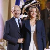 Pierre Moscovici et Marie-Charline, Manuel Valls et Anne : Réunis pour l'Afrique