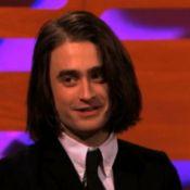 Daniel Radcliffe, métamorphosé par une nouvelle coupe et les cheveux d'un mort !