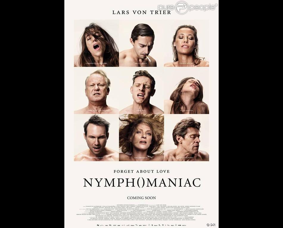 Affiche Officielle de Nymphomaniac