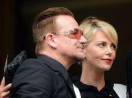 Mort de Nelson Mandela : Bono et Charlize Theron unis pour lui rendre hommage