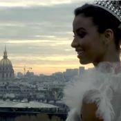 Flora Coquerel, Miss France 2014 : Premier shooting glamour au Shangri-La