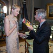 Princesse Charlene: Entrevue intime avec Cyril Viguier, sous le signe de Mandela