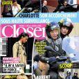 """""""Closer"""", en kiosques le 13 décembre 2013."""