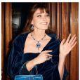 Carla Bruni splendide dans la campagne publicitaire Bulgari