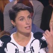 Alessandra Sublet à la tête du Grand Journal : ''Oui, j'ai rencontré Canal+...''