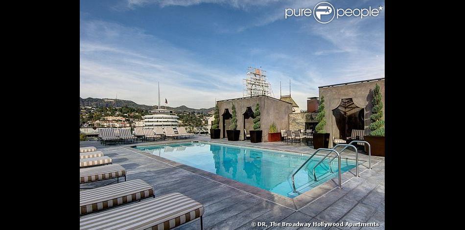 Jack osbourne son appartement avec vue sur hollywood vendu 1 2 million - Los angeles appartement ...