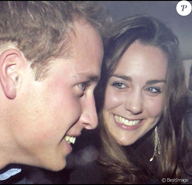 Le prince William et Kate Middleton de sortie à Londres en décembre 2006