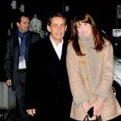 Carla Bruni en tournée : Nicolas Sarkozy, son amoureux, la suit partout