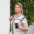 Kate Upton à Los Angeles, le 22 novembre 2013.