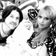 Rachel Zoe a présenté son deuxième fils Kaius, né le 22 décembre 2013.