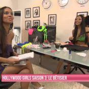 Hollywood Girls 3, Nabilla, Caroline et Livia: Leurs fous rires dans le bêtisier