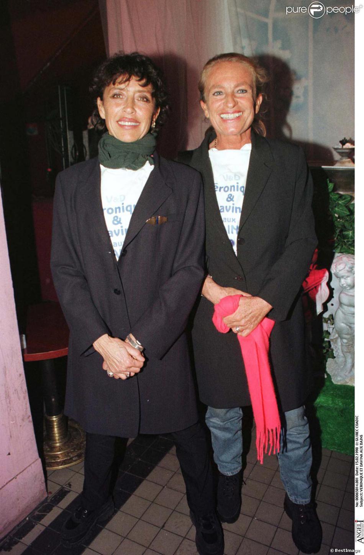 Davina et v ronique en 1988 paris - Age veronique et davina ...