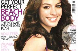 Anne Hathaway follement sexy dans 'Marie-Claire' anglais !
