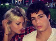 Caroline Receveur in love : Baisers, plage et gourmandises avec Valentin à Miami