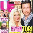 Tori Spelling fait la couverture de Us Weekly, décembre 2013