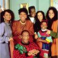 Le casting du Cosby Show.