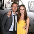 TJ Thyne et Carla Gallo - Soirée organisée le 7 avril 2010 à Hollywood.