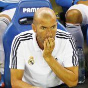 Zinédine Zidane, mal payé ? Son salaire modeste d'entraîneur au Real Madrid...