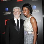 George Lucas : Le papa de Star Wars avec son adorable fille Everest, 4 mois