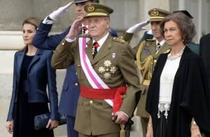 Felipe et Letizia d'Espagne : Précieux soutiens de Juan Carlos, en pleine chute