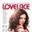 Affiche du film Lovelace