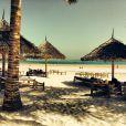 Laury Thilleman partage sur Instagram une photo de son lieu de vacances.