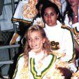 Cameron Diaz Cameron Diaz au lycée en 1988 à Los Angeles.