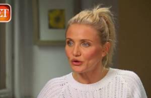Cameron Diaz : ''Le Botox a vraiment changé mon visage d'une façon étrange''