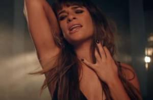 Lea Michele, marquée par la mort de Cory mais pleine de vie pour ''Cannonball'