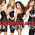 Eva Longoria, Felicity Huffman, Marcia Cross et Teri Hatcher, stars de Desperate Housewives.