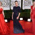 Adèle Exarchopoulos, Bérénice Bejo et Julie Delpy, les Françaises des Golden Globes le 12 janvier 2014