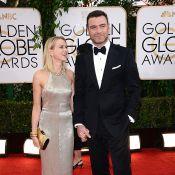 Naomi Watts, Matt Damon, Amy Adams... Des couples glamour aux Golden Globes