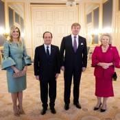 François Hollande : Valérie Trierweiler hante sa visite au roi des Pays-Bas