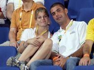 PHOTOS : Athina Onassis et son mari, pause tendresse aux Jeux Olympiques...