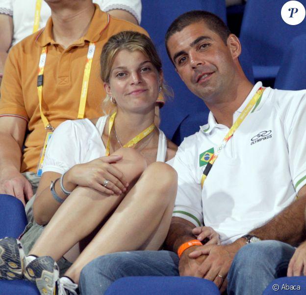 Athina Onassis et son mari Alvaro