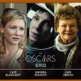 Oscars 2014, les nominations dévoilées le 16 janvier 2014 : meilleure actrice dans un second rôle