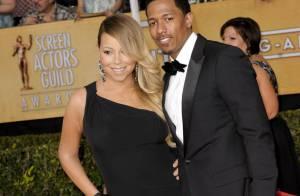 SAG Awards : Mariah Carey, Kaley Cuoco, deux bombes amoureuses avec Claire Danes
