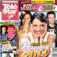 Magazine Télé Star du 20 janvier 2014.
