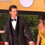 Matthew McConaughey : Embarrassé face à son ex Sandra Bullock ?