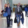 Ronan Keating et sa petite amie Storm Uechtritz à Londres, le 20 janvier 2014.