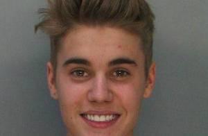 Justin Bieber arrêté : Tout sourire sur son mugshot, le bad boy avait fumé et bu