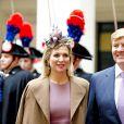 Visite officielle inaugurale du roi Willem-Alexander et de la reine Maxima des Pays-Bas en Italie le 23 janvier 2014