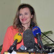 Valérie Trierweiler, positive en Inde : ''Ne vous inquiétez pas pour moi''