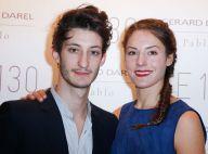 Pierre Niney et sa belle Natasha : Amoureux devant la jeune maman, Lilou Fogli
