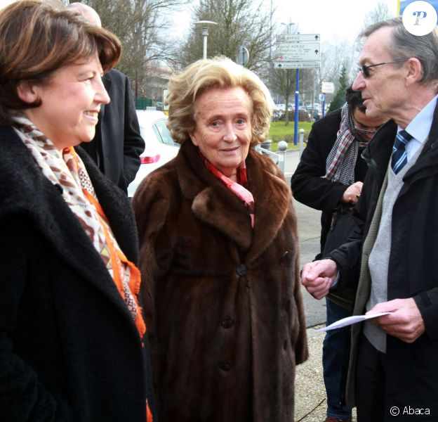Pieces Jaunes Bernadette Chirac Remerciee Par Aubry Baptiste Giabiconi Emu Purepeople