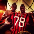 Mbaye Niang et Chris Mavinga