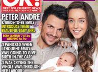 Peter Andre : Deux mariages et une naissance, il dévoile le prénom de bébé
