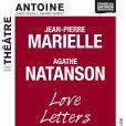 """Jean-Pierre Marielle donnera la réplique à son épouse Agathe Natanson dans """"Love Letters"""" au Théâtre Antoine, du 6 au 30 mars 2014."""